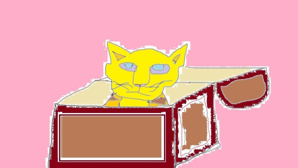 Dream of cat in chest